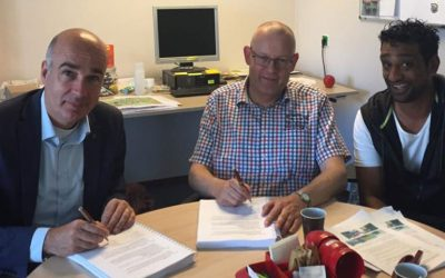 Gemeente Barneveld tekent raamovereenkomst met Haller Benelux B.V.