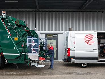Aftersales Haller Benelux
