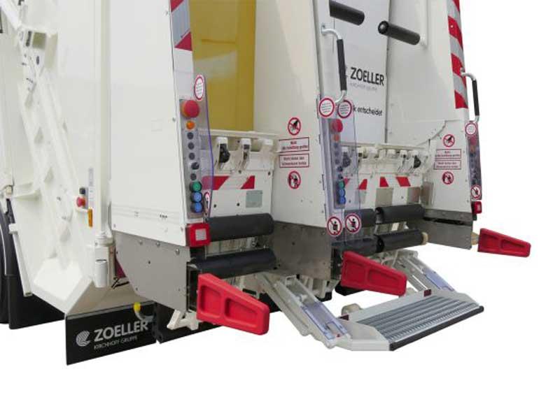 Zoeller Delta TRIPLE 2301 en 2342