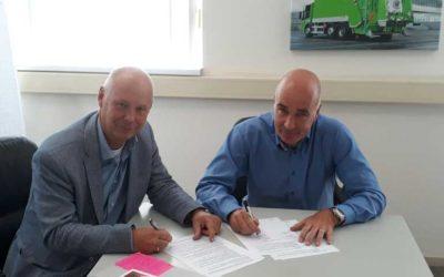 IRADO tekent raamovereenkomst met Haller Benelux B.V.