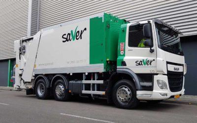Nieuwe voertuigen voor Saver NV